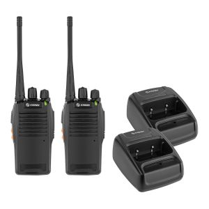 Kit de 2 radios intercomunicadores